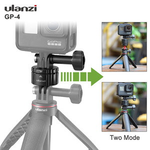 Image 1 - Ulanzi GP 4 Quick Release Buckle Set for Gopro 9 8 Max 7 6 5 Universal Quick Switch Kit Gopro Accessories