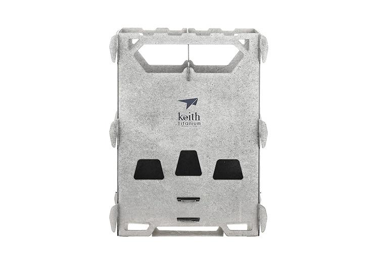 Keith ti2201 fogão a lenha de titânio