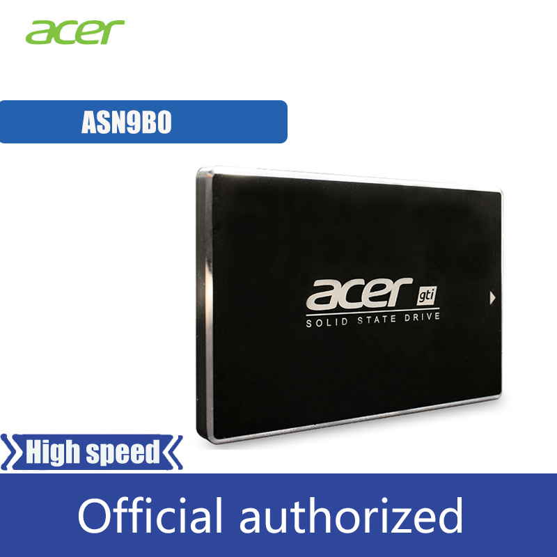 Acer Hard-Drive SSD Laptop SATA3 500GB HDD Pc-Disk Solid-State-Disk Desktop Internal