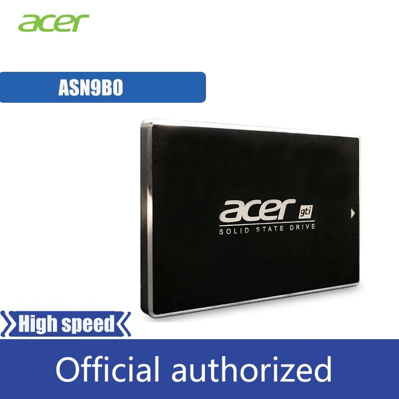 Acer ASN9B0 SSD 250GB 500GB 1 to disque dur interne HDD disque dur SATA3 2.5 pouces ordinateur de bureau ordinateur portable disque HD SSD