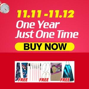 Image 2 - 3 6 9 עסקת חבילות ברזילאי מים גל שיער Weave סיטונאי שיער טבעי הארכת רמי שיער חבילות להתמודד יכול להיות צבוע Jarin שיער