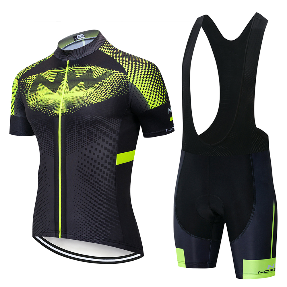 <font><b>NW</b></font> 2020 New Women Cycling Jersey Set Short Sleeve Clothes Quick Dry Pro Team MTB Bicycle Bike Road Riding Clothing Set <font><b>Northwave</b></font> image