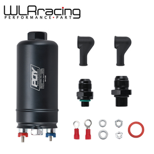 Image 1 - WLR RACING   EFI 380LPH 1000HP TOP QUALITY External Fuel Pump E85 Compatible 044 style New WLR FPB003 QY