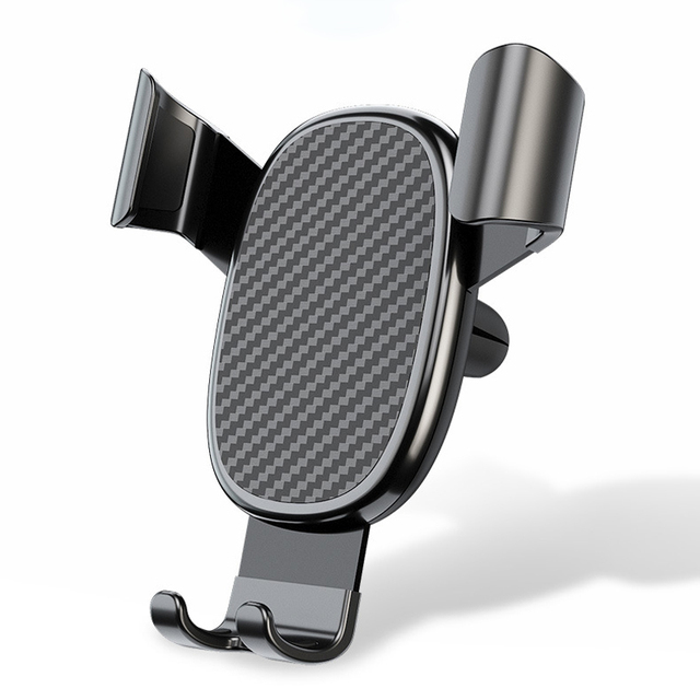 IQD Car Phone Holder Stand Gravity for iPhone Samsung Support Stand Steady Bracket for Huawei Xiaomi Mobile Phone Car Holder New 2
