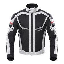 큰 판매 오토바이 재킷 남성 모토 재킷 오토바이 보호 장비 통기성 메쉬 반사 봄 여름