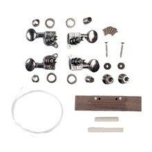 DIY 26 ''tenorowy zestaw Ukulele Instrument muzyczny akcesoria dla początkujących prezent