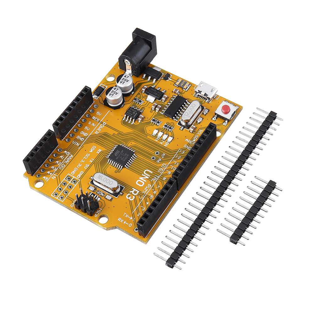 For UNO R3 Development Board Improved Version Enhanced SCM Yellow Module For Arduino
