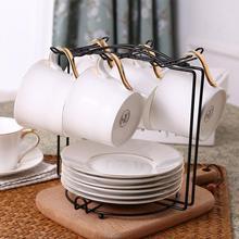 Домашний кухонный стеллаж для кофейных чашек, несколько крючков, держатель кружки, стеклянная чашка-держатель для чая, черного кофе, антикоррозийная стальная подставка для дисплея