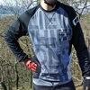 Camisa masculina para ciclismo, mtb, motocross, downhill, mx, camisa para ciclismo