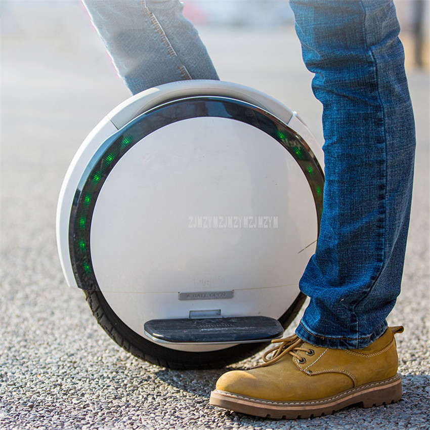 A1/S2 Self Balancing Scooter One Wheel Smart Skateboard Single Wheel Electric Scooter Unicycle Electric Skate Hover Board 400W
