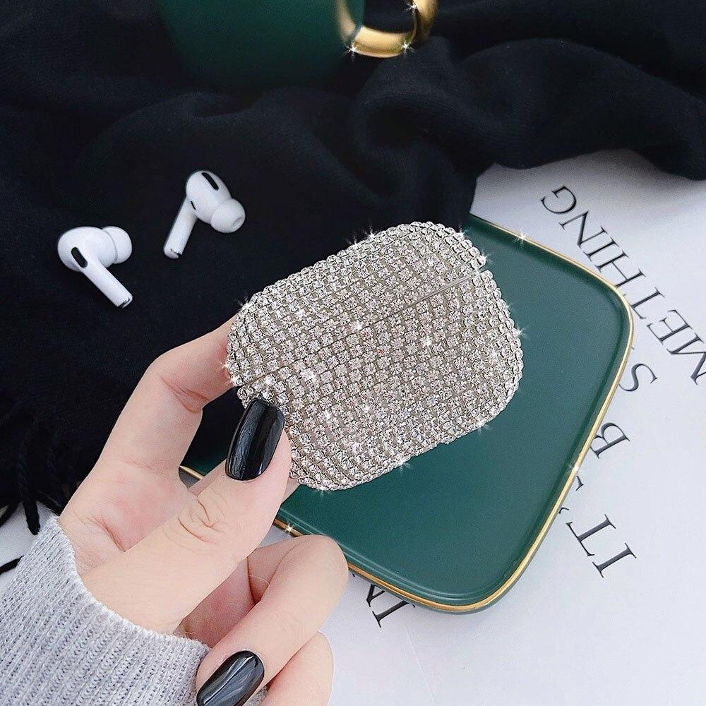 Glitter Bling Diamond Case for Airpods Pro