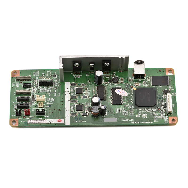 Formatter Board logic motherboard for <font><b>Epson</b></font> T1100 <font><b>T1110</b></font> L1300 L1800 R2000 1400 ME1100 <font><b>printer</b></font> Main Board image