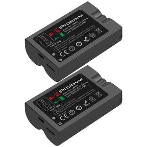 Image 3 - 充電式 3.65V 6800 mah のリチウムイオン電池と互換性リングビデオドアベル 2 、リングスポットライトカムとリングスティックアップカム