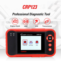 LAUNCH X431 CRP123 OBD2 Diagnostic Tool Auto Scanner Engine Transmission ABS SRS free update OBDII Code Reader Automotive Tool