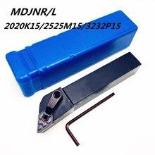 MDJNR2020K15 MDJNR2525M15 shockproof external tool holder 93 degree CNC tools holder for DNMG150404/08 DNMG150604/08 lathe tool цена 2017