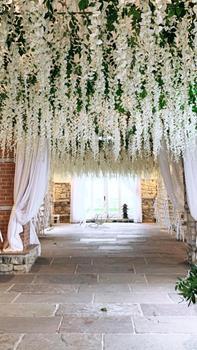 Luyue 12pcs/lot wedding decor arti