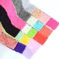 5 м/лот 5 см 2 дюйма мягкая эластичная тянущаяся вязаная кружевная лента для рукоделия принадлежности «сделай сам» ткань для шитья одежды кру...