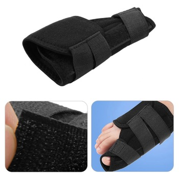 1 Pair Soft Bunion Corrector Toe Separator Splint Correction Medical Hallux Valgus Foot Care Pedicure Health Care Orthotics Tool
