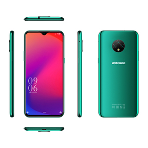 """Image 5 - DOOGEE X95 Android 10 Điện Thoại Di Động 13MP Camera 6.52 """"Màn Hình Điện Thoại Di Động MTK6737 GB RAM 16GB Dual SIM 4350MAh 4G LTE Điện Thoại Thông Minh"""