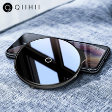 QIIHII Qi Wireless Charger For iphone 8 Plus X 5W Fast Xiaomi Huawei Mobile Phone Samsung S10