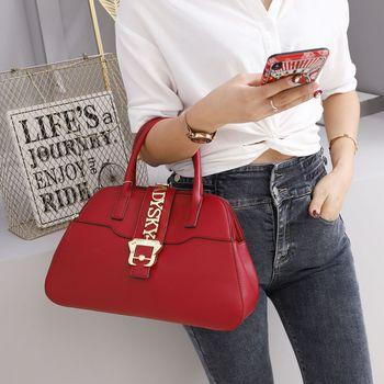 2020 new fashionable women's bag handbag oblique straddle bag European and American luxury ladies' bag pillow bag