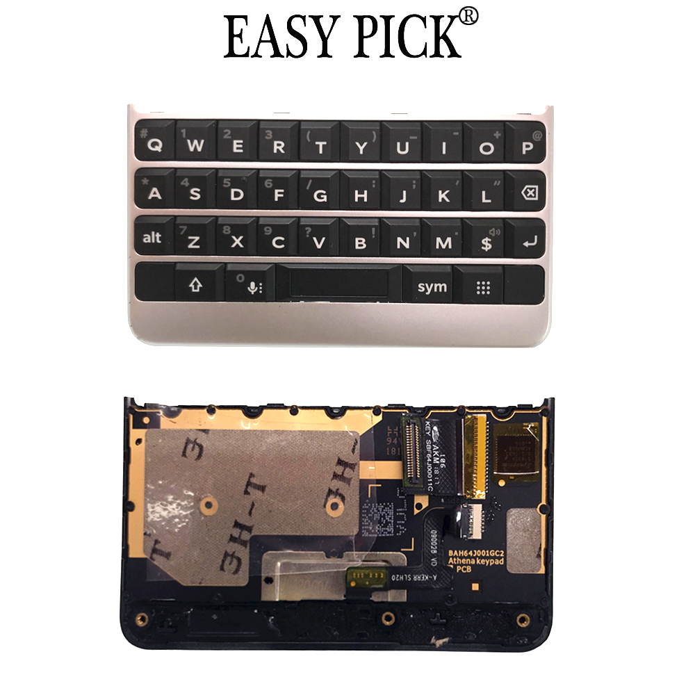 Image 2 - For Blackberry Key 2 / Key Two / Key2  BBF100 1 BBF100 2 BBF100 4 BBF100 5 BBF100 6 BBF100 8 BBF100 9 Phone keyboard Button-in Mobile Phone Keypads from Cellphones & Telecommunications