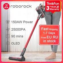 Neue Roborock Handheld Staubsauger H6 Für Home Auto Drahtlose Sweep Multi funktionale Pinsel 25000Pa zyklon Saug Staubfänger