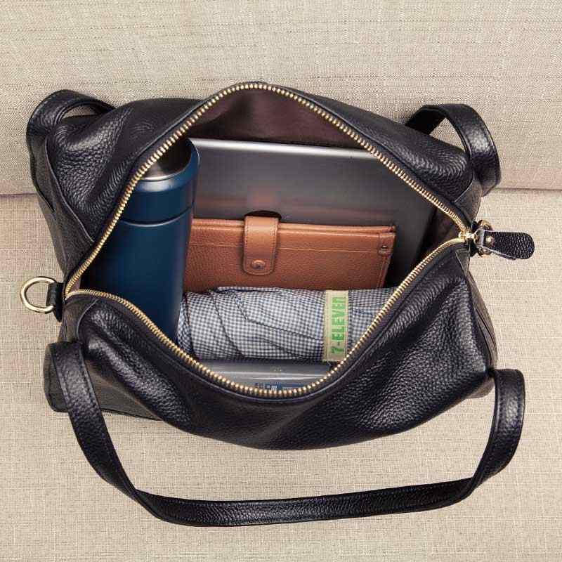 Сумки из телячьей кожи, роскошные женские сумки из натуральной кожи, большие размеры, женские сумки на плечо для женщин, сумки-мессенджеры