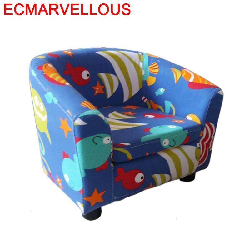 Bimbi Couch Child Bed Sillones Kids Chair Recamara Silla Infantiles Baby Dormitorio Infantil Chambre Enfant Children's Sofa