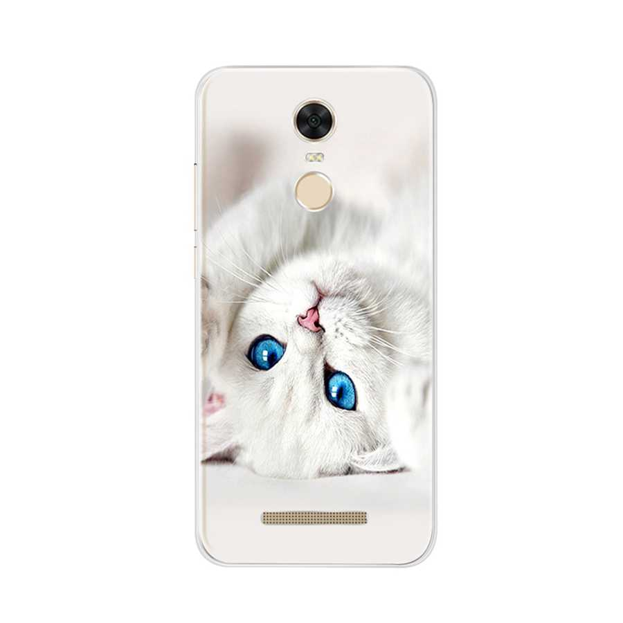 Protector de silicona suave para xiaomi redmi note 3 note3 funda carcasa suave tpu lindo gato anime funda para xiomi redmi note 3 fundas