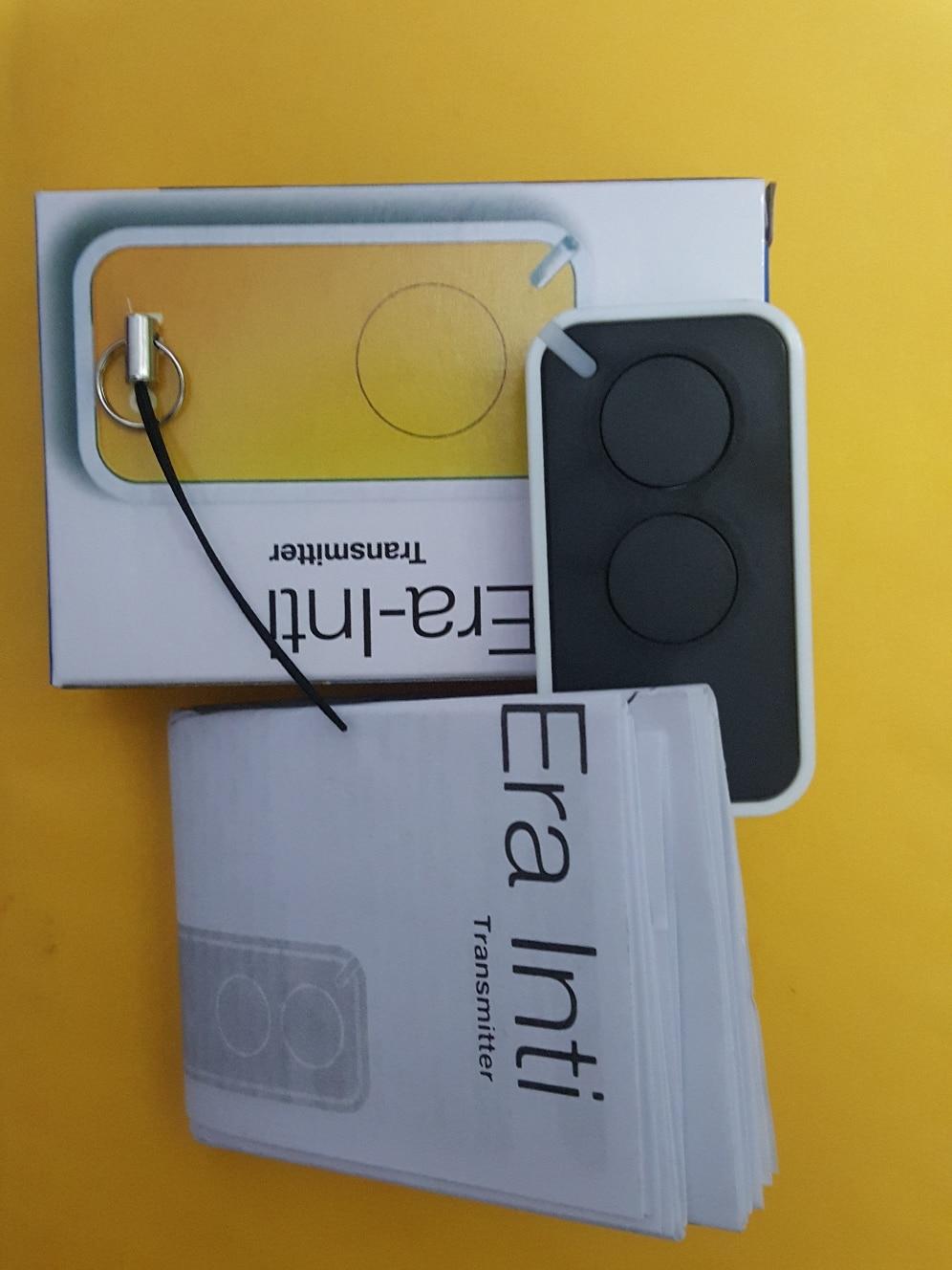 Era Inti Replacement Garage Door Remote Transmitter  Inti 2 Handsender Free Shipping