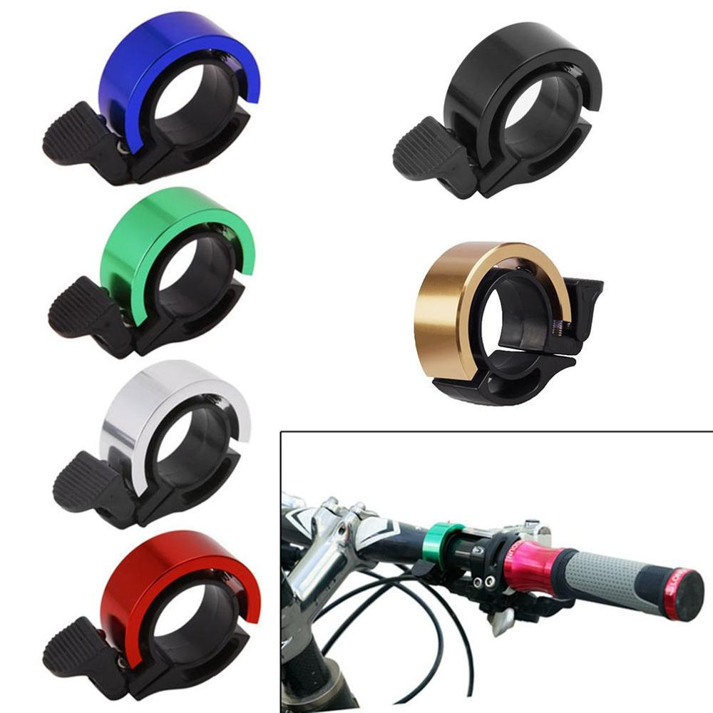 2020 Q-Type Aluminum Alloy Bicycle Bell For Mtb Cycling Alloy 90Db Horn Bike Bell Cycling Handlebar Alarm Ring