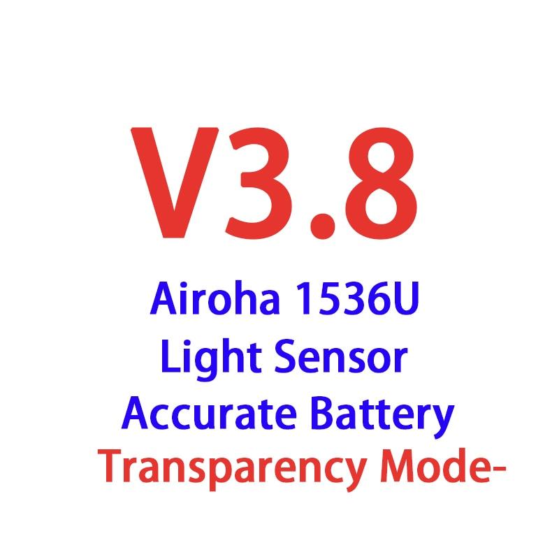 [Шум шумоподавления + прозрачность] V3.8 светильник Сенсор Bluetooth наушники AP Pro Airoha AB 1536U переименовать + GPS Беспроводной наушники