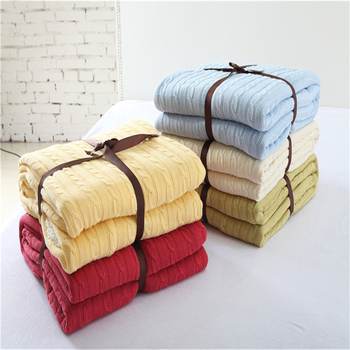 Multifunctional Blankets Coffee Sofa Beds Cover Plus cashmere Throw Rugs Christmas Home Decor Modern Fashion Blanket