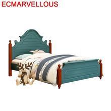 Cocuk Yataklari kinderbeden для детей Infantiles Chambre Litera Muebles De Dormitorio Wood Lit Enfant Cama Infantil детская кровать