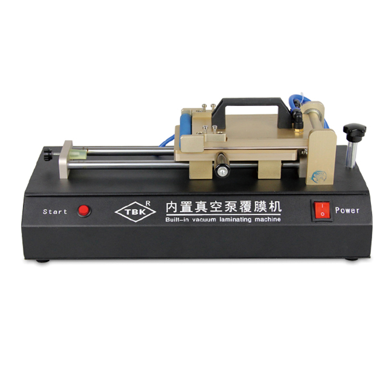 TBK 761 Built-in Vacuum Pump Universal OCA Film Laminating Machine Multi-purpose Polarizer For LCD Film OCA Laminator 220V/110V