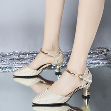 Women Sandals 2020 Summer Shoes Woman Dress Shoes Crystal We