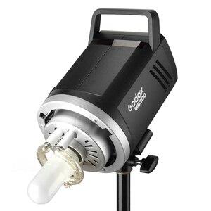Image 4 - Godox MS200 200 Вт или MS300 300 Вт 2,4G встроенный беспроводной приемник, легкий, компактный и прочный, крепление Bowens, студийная вспышка