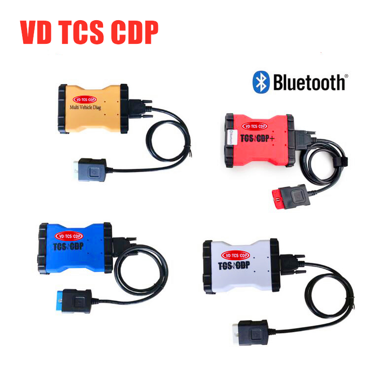 2019 Latest 2016.R0 Keygen VD600 Vd Tcs C-d-p Pro Plus Bluetooth Vd Ds150e C-d-p For Delphis Autocome Obd2 Diagnostic Scan Tool