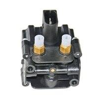 Unidad de Control de válvula de suspensión de aire para Bmw F01 F02 Gtf07 X5 X6 Oe 37206789450|Válvulas y partes|   -