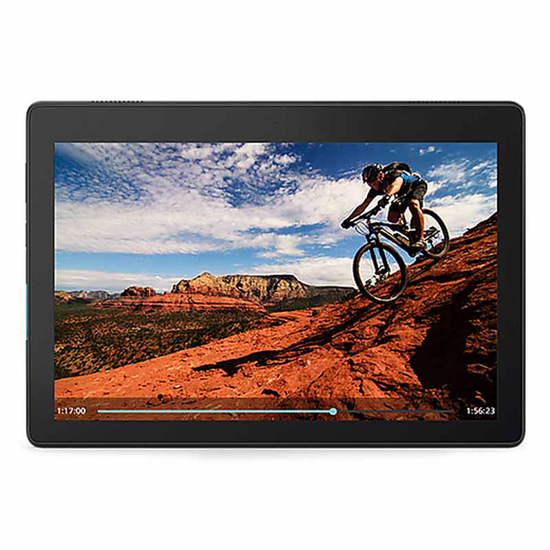 The Lenovo E10 Tb-x104f Tablet Is A 10.1-inch Wi-fi Frosted Black Snapdragon Quad-core Processor 2G 16G