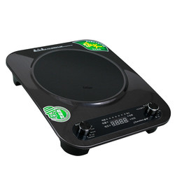 High Frequency  Induction Cooker Electric Stove Aluminum Alloy Wire Drawing 3.5kw  Induction Cooker  Induction Cooker