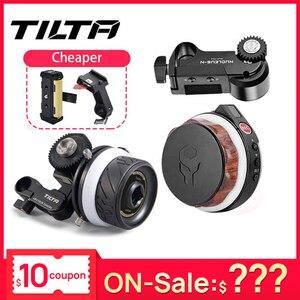 Image 1 - Tilta Control de rueda manual para cardán G2X DJI Ronin S Zhiyun Crane 2 FF T06, Motor de seguimiento inalámbrico núcleo N Nano WLC T04