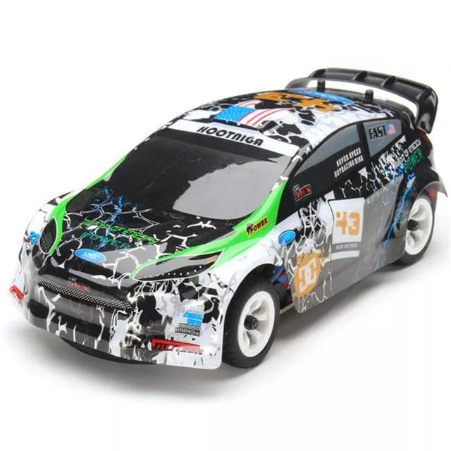 Wltoys K989 RC Car 2.4G 4WD Brushed Motor 30KM/H High Speed RTR RC Drift Car Rally Car