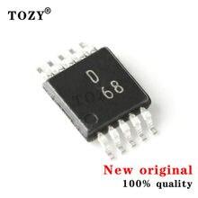 10pcs / lot new original Ad9833brmz-reel7 msop-10 low power programmable waveform generator