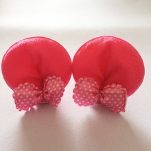 2 Pcs/lot New Girls Animal Ear Hair Accessories Mul-color Cute Angel Wings Hairpins Protective Well Kids Lovely Clip