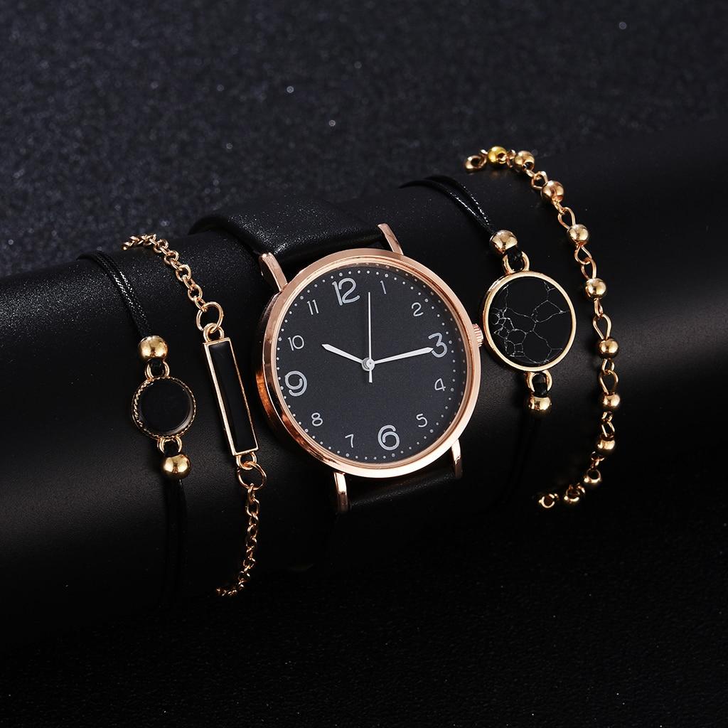 Women Luxury Beautiful Ladies Quartz Bracelet Watch 2021