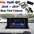 Für Audi Q3 2010 2011 20112 2013 2014 2015 2016 2017 2018 Vorne Hinten Kamera Original bildschirm upgrade Nacht backup kamera Decoder