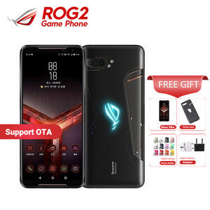 Asus Snapdragon 855 ROG Phone 6000mah 128GB GSM/LTE/WCDMA/CDMA Nfc Quick Charge 4.0 Octa Core
