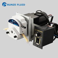 Large Flow Rate Chemical Transfer Pumps Variable Speed